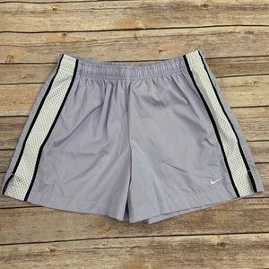 Nike Lavender Athletic Shorts